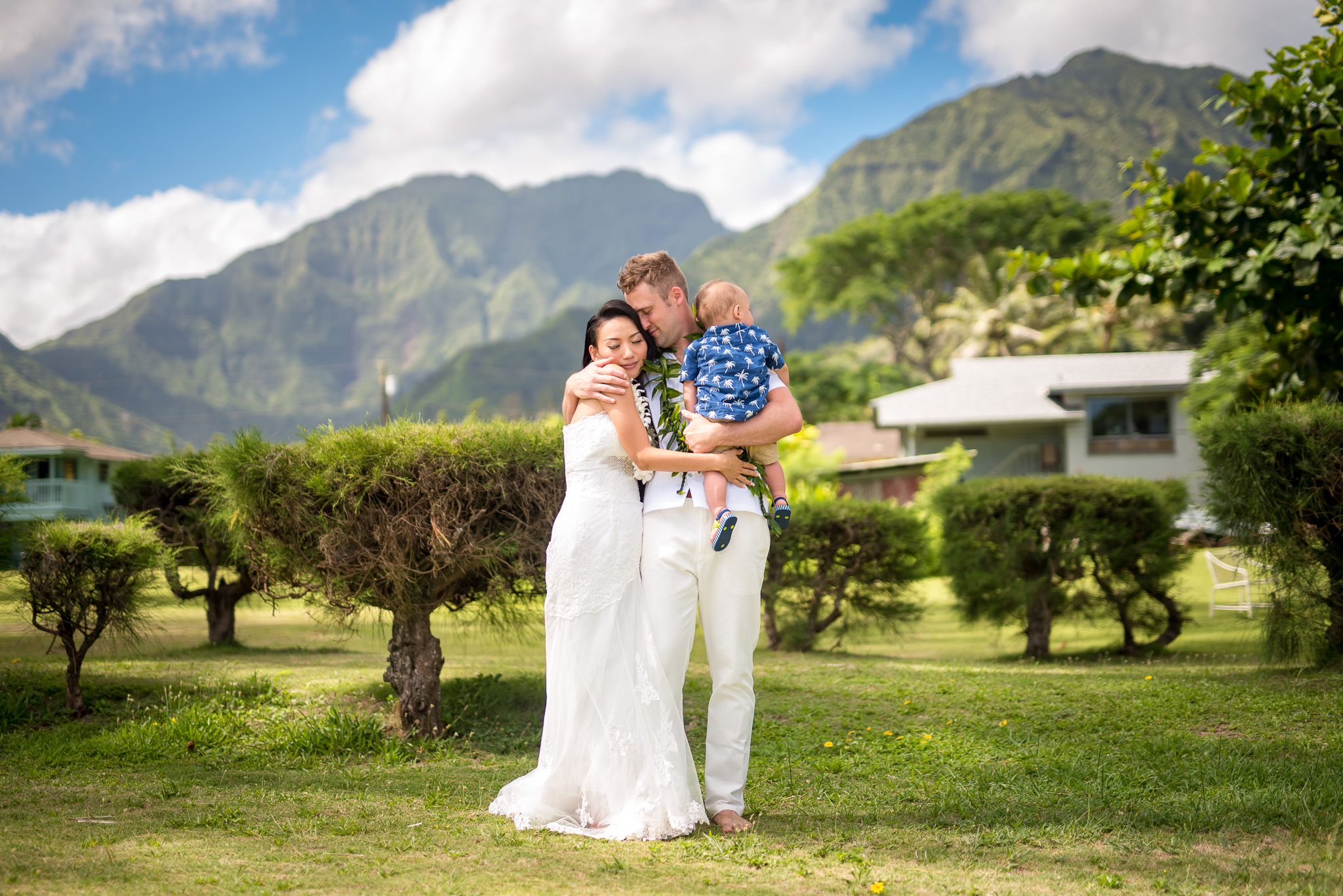 Locations on Kauai
